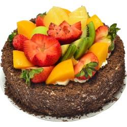 Black Forest Cake (1Lb)