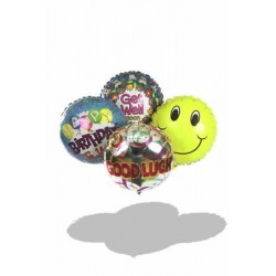 One 18cm Air Balloon - Random Delivery